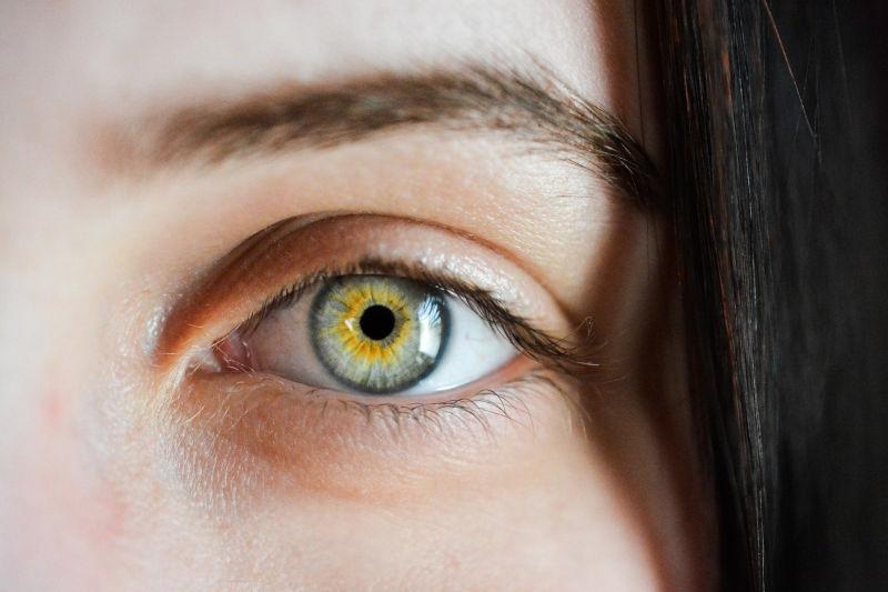 occhio sopracciglia